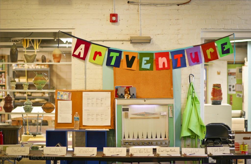 ArtVenture Summer Camp Program